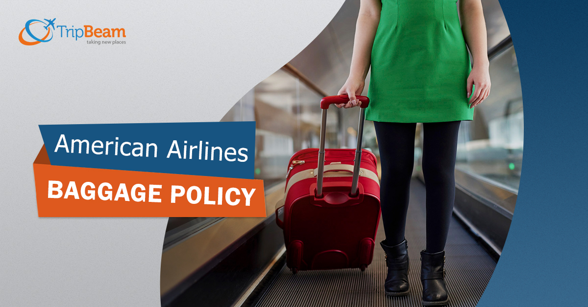 American Airlines Baggage Policy In 2020 Tripbeam