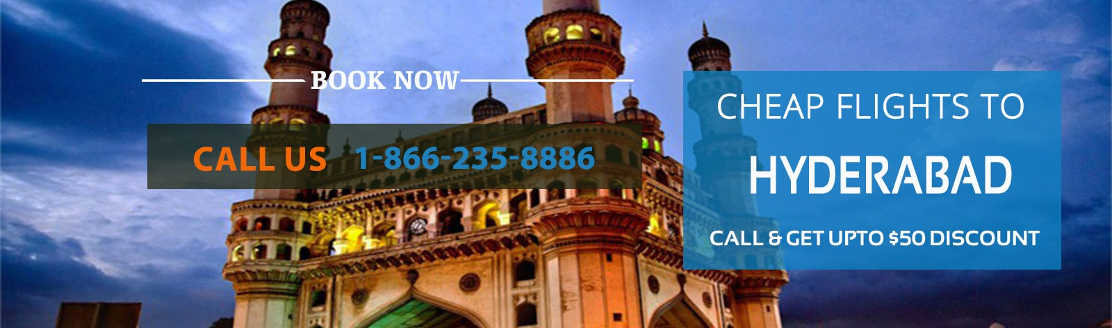 Flights From US To Hyderabad