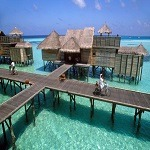 Kunfunadhoo Island, Baa Atoll, Maldives